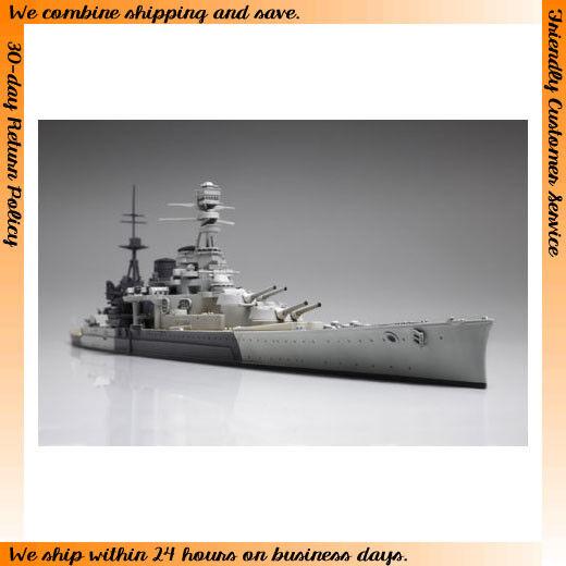Tamiya Model kit 1 700 British Battle Cruiser Repulse