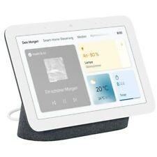 Google Nest Hub 2. Generation Multimedia-Lautsprecher charcoal Bluetooth WLAN