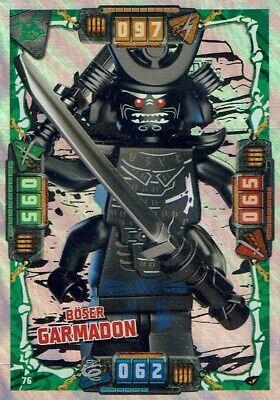 Lego Ninjago Serie 4 TCG Sammelkarten Karte Nr 94 Böser Beinloser Jäger