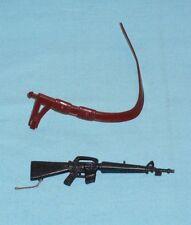 vintage Mego POTA Planet of the Apes GENERAL URSUS URKO BANDOLIER and GUN LOT