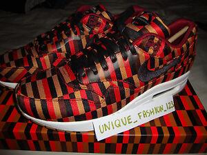 Nike Max 1 tessuto Air Roundel SP Jacquard UK9 Sneaker Uomo Scarpe da ginnastica 651321106