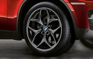 Bmw X5 E70 Black Rims