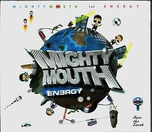 Mighty-Mouth-Energy-1st-Album-Digipack-Audio-CD-Import-K-Pop-Sealed