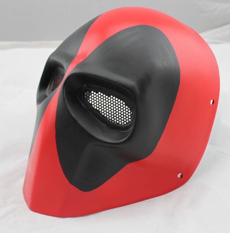 NEW Strong Fiberglass Resin Mesh Eye Airsoft Paintball Full Face Predection Mask
