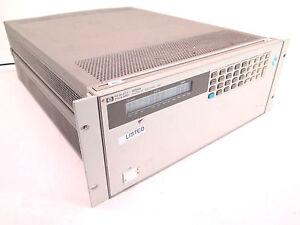 DRIVER: HP 6050A