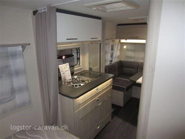 Caravelair Antares Style 470, 2018, kg egenvægt 1014