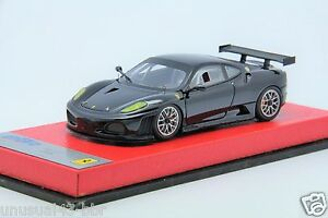 1-43-BBR-Ferrari-F430-GT-2005-Black-Limited-30pcs-MR-Looksmart