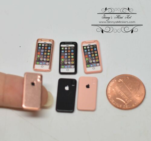 1:12 Dollhouse Miniature Smart Phone A74