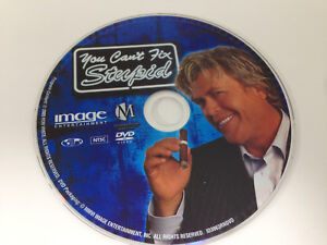 Ron-White-You-Can-039-t-Fix-Stupid-DVD-Disc-Only-Replacement-Disc