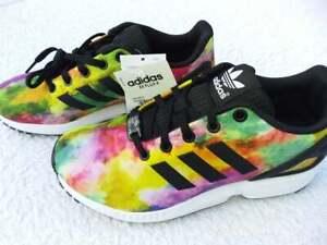 Details zu Adidas ZX Flux Sneaker Sportschuhe multicolor Ortholite, Damen, Gr: 36, NEU