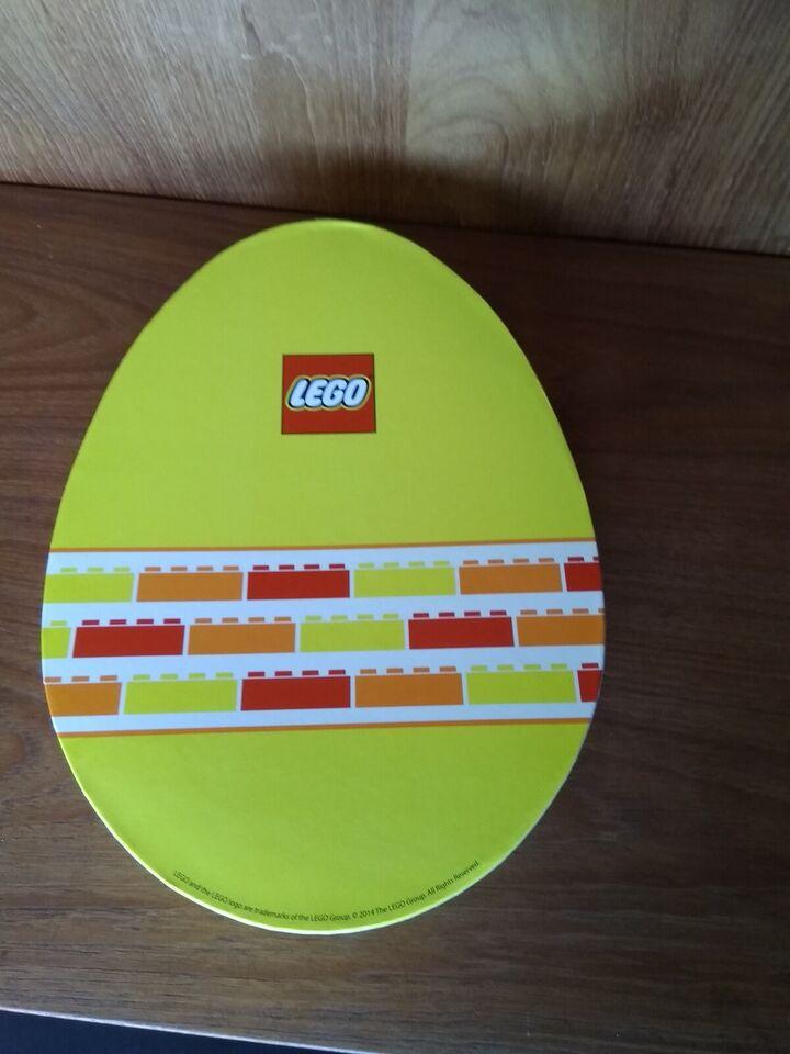 Lego Exclusives, Påskeæg kasse
