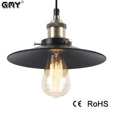 Vintage Pendant Fixture Ceiling Lamp Retro Industrial Iron light Deco Chandelier