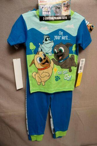 Size 4 BNWT Disney Moana or Puppy Dog Pals or Sesame Street  All 4 Piece