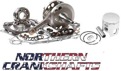 GASKETS 2005-2010 SUZUKI RM 250 ENGINE REBUILD KIT CRANKSHAFT NAMURA PISTON