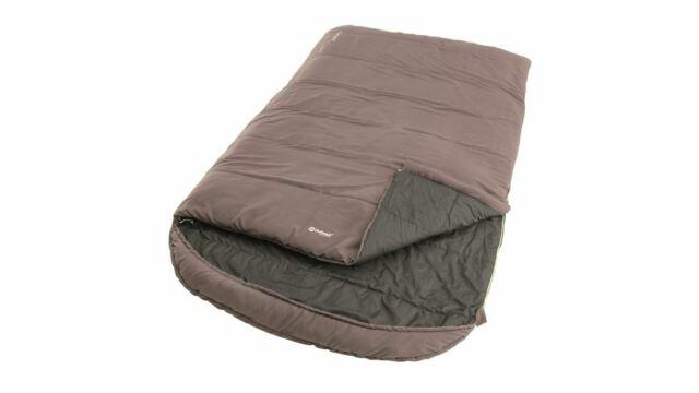 Outwell Campion Lux Double Doppelschlafsack Schlafsack für zwei 2 Personen