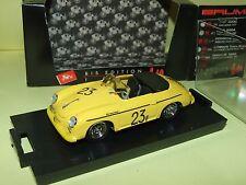 PORSCHE 356 SPEEDSTER JAMES DEAN 1954 BRUMM R117 1:43
