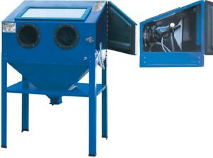 BGS-Pneumatic-Sandblasting-Booth-Large-8841