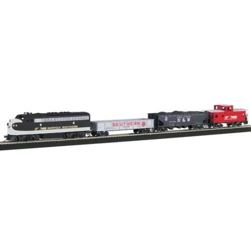 Bachmann Thoroughbred Train Set HO 00691