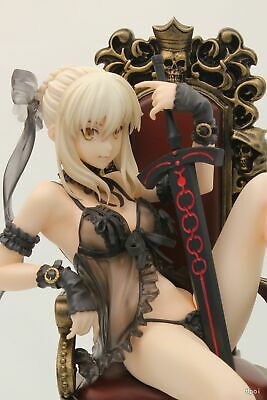 Fate//stay night 16cm Saber Altria Pendragon Lingerie Ver PVC Figure New NoBox