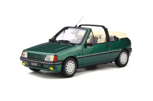 Otto models ot733 1/18 PEUGEOT 205 Roland Garros Cabriolet 1989