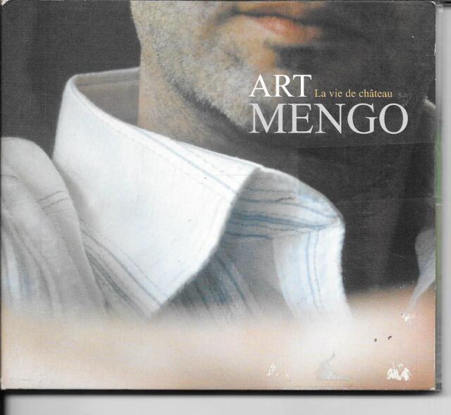 CD ALBUM DIGIPACK 12 TITRES--ART MENGO--LA VIE DE CHATEAU--2003
