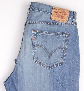 Levi's Strauss & Co Herren 751 Gerades Bein Jeans Größe W38 L32 ARZ1266