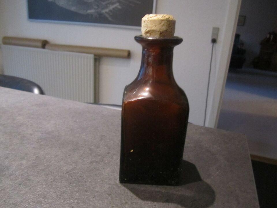 Glas, flaske
