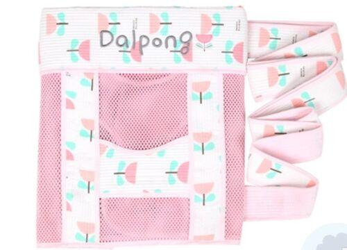 Dalpong Korean Traditional PODAEGI Infant Baby Carrier Sling Cool Mesh Cloth