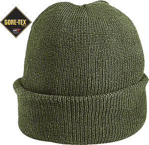 Image is loading Olive-Drab-Military-Wool-GORE-TEX-Knitted-Winter- 2904ad685de
