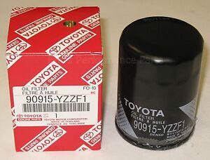 90915-YZZF1 Qty 3 Toyota Oil Filters