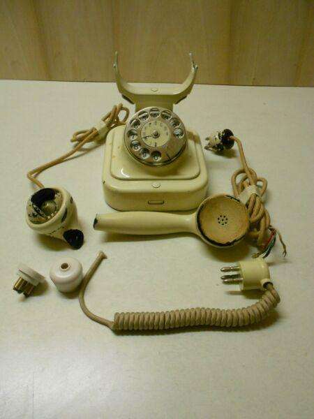 Brioso Telefono Vintage - Pezzi - Ricambio