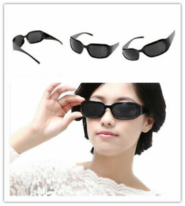 Hole-pinhole-glasses-Pinhole-Glasses-pinhole-glasses-Relaxation-trainer-New-T1Z7