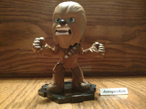 Star Wars Bobble-Heads Mystery Minis Vinyl Figures Chewbacca 1//24