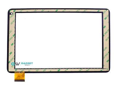 """10"""" Pollice Ricambio Digitalizzatore Touch Screen Per Argos Alba 10 Ac 101 Cplv 2 Nuovo-"""