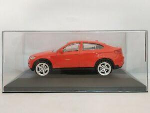 1-43-BMW-X6-X-6-COCHE-DE-METAL-A-ESCALA-SCALE-CAR-DIECAST