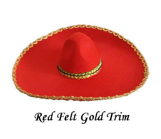 441ce58c7c78 Mexican Poncho   Sombrero Hat Party Set Fancy Dress Cowboy Bandit Fiesta  Costume for sale online