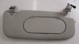 *BMW MINI Cooper F55 F56 Sun Visor With Label Mirror Right O//S SATELLITE GREY