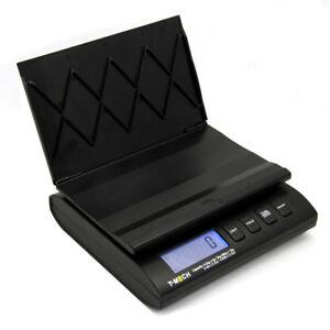 Balanza-Digital-Electronica-36kg-Pesa-de-Precision-en-Acero-Inoxidable-en-Negro