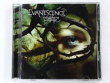 EVANESCENCE Anywhere But Home EICP-454~5 JAPAN CD+DVD 211az58