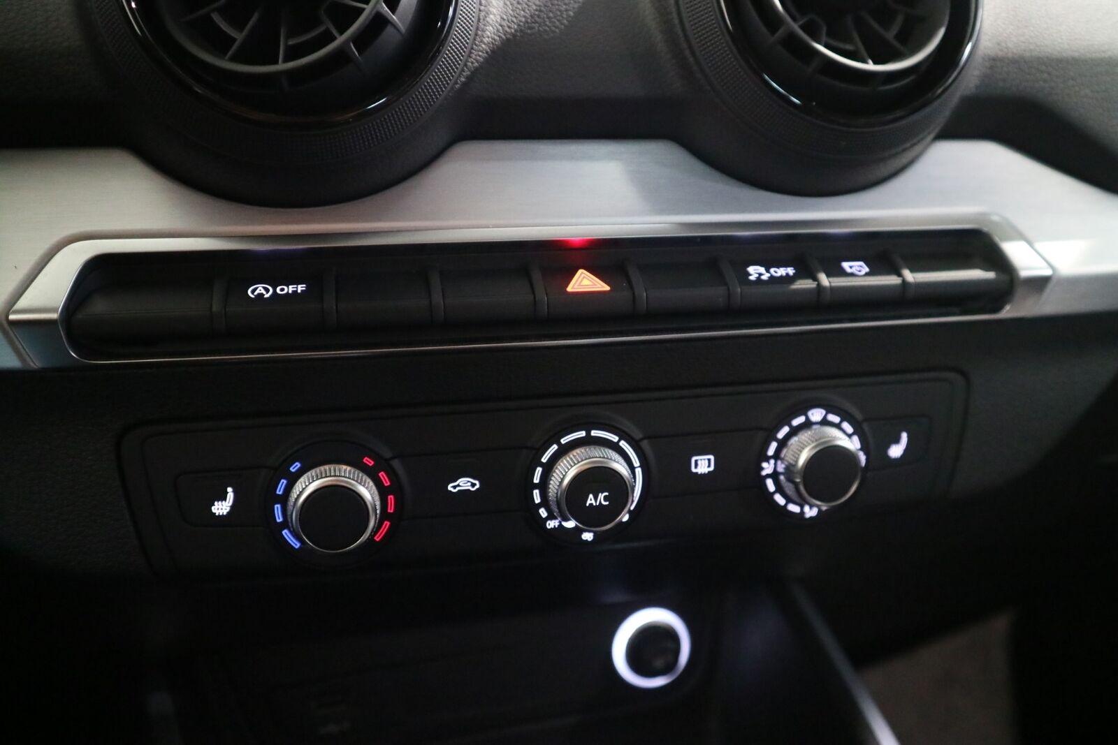 Audi Q2 1,6 TDi 116 Sport S-tr. - billede 11