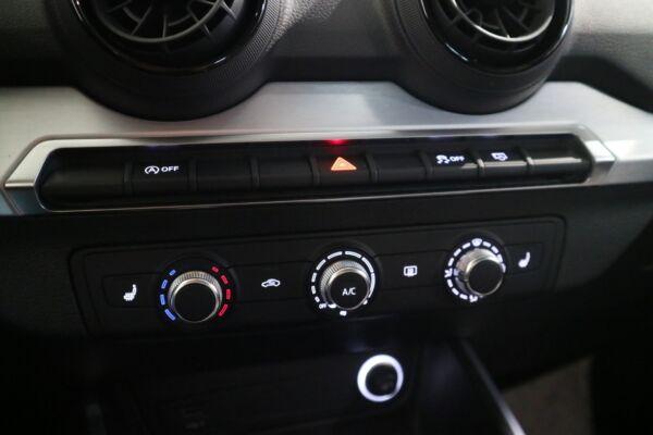 Audi Q2 1,6 TDi 116 Sport S-tr. billede 11