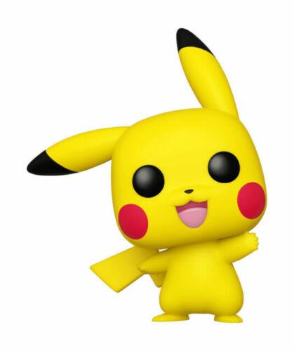 Funko Pop Vinile Pikachu POKEMON non aperti #553 100/% Autentico UK Venditore in mano