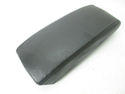 Center Console Armrest Lid Leather PVC Leather kit Black for 98-02 Honda Accord