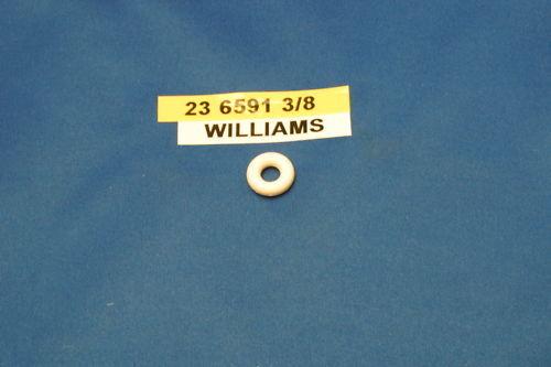 LOT DE 4 ELASTIQUES  BLANC 3//8 WILLIAMS 23-6591