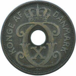 Coin / Denmark / 5 ORE 1928   #WT18684