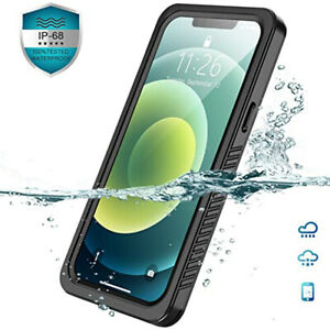 Case For iPhone 12 11 Pro Xs Max X 8 7 6 Dustproof Shockproof Waterproof Cover