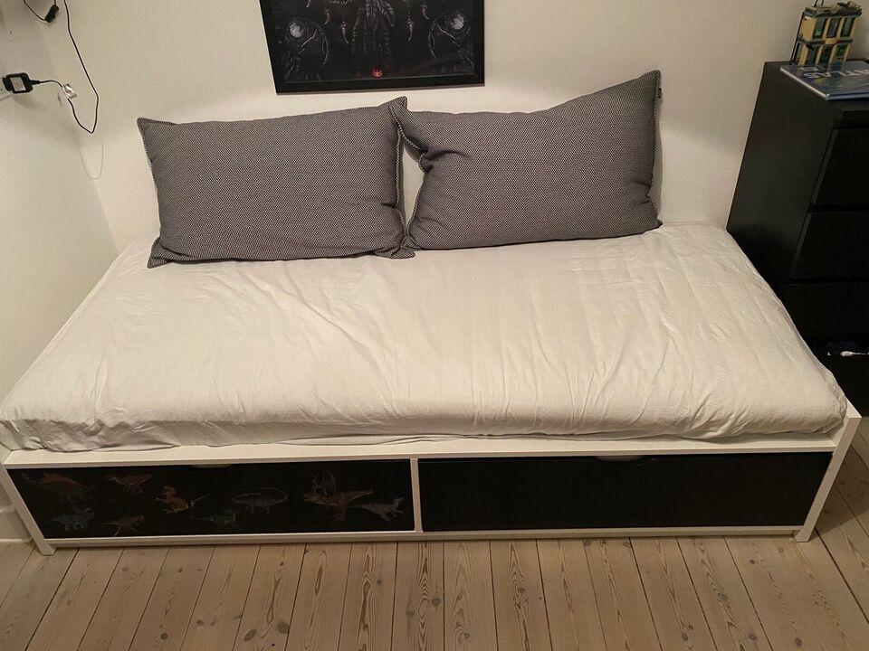 Enkeltseng, Ikea, b: 98 l: 206