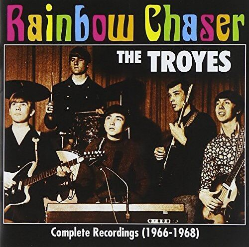Troyes - Rainbow Chaser [New CD]