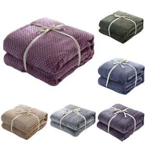 70-100cm-Flannel-Blanket-Faux-Fur-Fleece-Blanket-Mink-Sofa-Home-Office-Decor-xkj