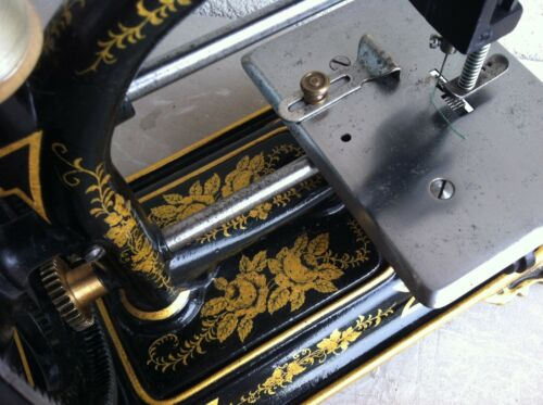 machine a coudre Restoration decals for antique sewing machine